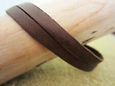 Simple Deerskin Leather Lace and Sterling Silver Bracelet - mens/womens