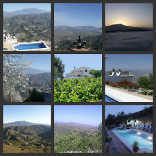 -GREAT VALUE HOLIDAY RENTAL, SLEEPS UP TO 10 , 1 HOUR FROM MALAGA, POOL & WIFI