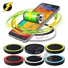 QI Wireless Battery Charger Charging Pad for Samsung Galaxy S3 S4 S5 S6 Note 3 4