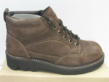 SPECIAL OFFER - ROCKPORT DETROIT UNISEX BOOTS CODE: W5581 - BROWN - UK 6.5