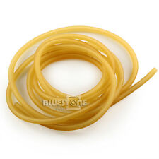 2x5mm Dia 1m Latex Rubber Surgical Band Tube Elastic For Rocket Catapult Hunting