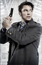 TORCHWOOD DRINKS COASTERS, FRIDGE MAGNETS & KEYRINGS JOHN BARROWMAN DOCTOR WHO