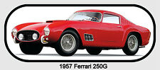 Vintage 1956 Maserati - collectible magnet