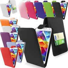 Wallet Card Magnetic Flip Leather Case Cover For Various Samsung Galaxy iPhone