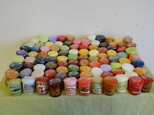 Yankee Candle - Votive - You Choose,  Many Scents,   List  #3  NEW