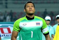 Kawin Thailand National Teams Football Soccer Jersey Kits GK 2014  Asian Game