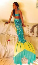 swimmable Mermaid tail. Unique desing by mermaidreams. fin included.
