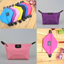 New Multi-colors Lady Travel Make Up pouch bag Clutch Handbag Casual Purses