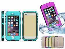 "Fingerprint Touch ID Waterproof Shockproof Case Protector For 5.5"" iPhone 6 Plus"