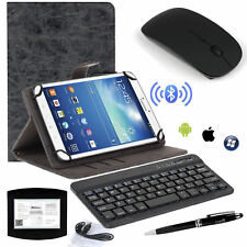 EEEKit Portable Office Kit for 8 Inch Tablet,Wireless Bluetooth Keyboard/Mouse