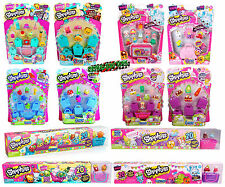 SHOPKINS SEASON 2 1 5-PACK 12-PACK 20-PACK MEGA PACKS BLIND FIGURES GLITZ FROZEN