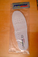 NIP Primigi Leather and Sport Insoles Shoes Inner soles Inserts made in Italy
