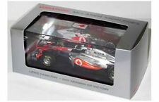 VODAFONE McLAREN MERCEDES MP4-26 model F1 cars Jenson Button Lewis Hamilton 1:43