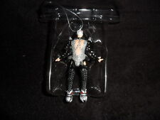 GENE SIMMONS KISS CHRISTMAS ORNAMENT..PAUL STANLEY...ACE FREHLEY..PETER CRISS