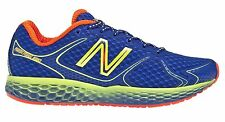 New Balance 980 Mens Running Shoes. Size 9.0-11.0. Color- Blue/Yellow