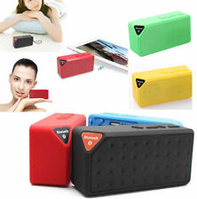 Mini Portable X3 Bluetooth Wireless Speaker TF Audio FM Radio Built-in Mic MP3