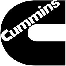 Dodge Cummins Diesel Truck Vinyl Decal Window Sticker