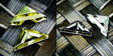 5 Pairs NEW 22mm Pointed Collar Clips Punk Blouse Shirt Metal Wing Tips A0452-3