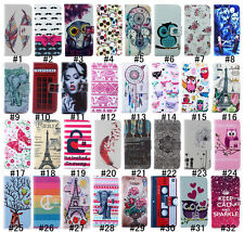 For Samsung Galaxy S3 SIII i9300 Luxury Flip Leather Stand Wallet TPU Case Cover
