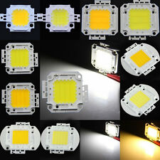 10W/20W/30W/50W/80W/100W Cool/Warm White High Power LED Lamp SMD Chip Light Bulb
