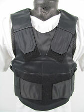 COVER ONLY!!! Ex Police Stab & Bullet Proof Vest Body Armour Overt Covert REF:S8