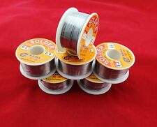 New 100g 63/37 Tin/lead Rosin Core Solder Wire 0.5-2mm 2% Flux Reel Welding Line