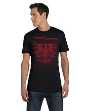 Ragged Apparel Super Soft Graphic T-Shirt 100% Combed Ringspun Cotton