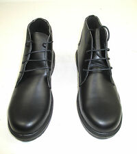 Actuelles Black Safety Boots Antistatic Energy Absorption Heel Workwear  (DP 4)