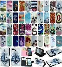 Popular flip wallet pu leather stand case cover for NOKIA Lumia 530 M-1018 N530