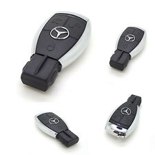 Stylish BENZ KEY USB 2.0 Flash Drive 2GB 4GB 8GB 16GB 32GB Memory Thumb Stick