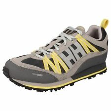 Ladies Helly Hansen Textile Trainers 'Trail Cutter 4' Lace Up- Ebony/Penguin.