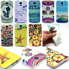 Rubber Silicone Soft TPU Mobile Cell Phone Back Cases Covers For Samsung Iphone