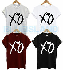 XO T SHIRT HYPE SWAG DOPE FASHION FRESH HIP HOP HIPSTER TUMBLR TSHIRT UNISEX