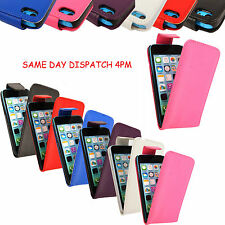 TOP SIDE FLIP MAGNETIC PU LEATHER CASE COVER POUCH MOBILE PHONES + FREE STYLUS