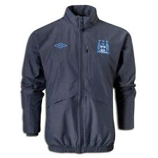 UMBRO MANCHESTER CITY WOVEN PERFORMANCE JACKET 2012/13 UEFA CHAMPIONS LEAGUE.