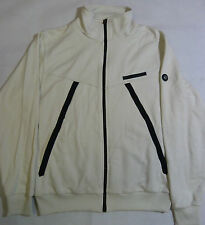 NEW MENS NICHOLAS DEAKINS RAIDER FULL ZIP FUNNEL NECK SWEAT TOP ZIPPER THRU