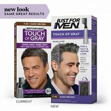 JUST FOR MEN TOUCH OF GRAY HAIR COLOR KIT (3LOT)