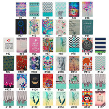Galaxy Elephant Owl PU Flip Case Cover For Amazon Kindle Paperwhite 1 2&3G