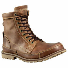 15551 Timberland Earthkeepers Original Leather Boot Brown *New* MSRP:$195