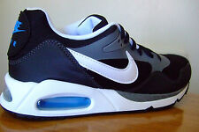 MENS NIKE AIR MAX CORRELATE TRAINERS UK SIZE 7.5 - 10 BLACK / BLUE    ( 0 1 0 )