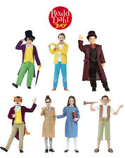 Child Licensed Roald Dahl Day Book Week Girls / Boys Fancy Dress Kids Costumes