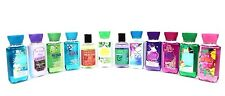 Bath & Body Works Shower Gel Or Body Lotion Travel Mini Size Pick Your Scent