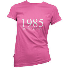 1984 Limited Edition - Womens 30th Birthday Present / Gift T-Shirt - 11 Colours