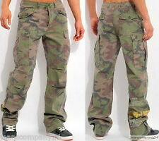 VIGOSS by Wasabi Wear SEXY-Club-Edition Cargo-Camouflage Army Tarn Hose W29-W36