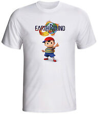 earthbound ness shirt cartoon video game