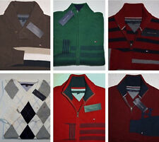 NWT Men Tommy Hilfiger  Jacket Sweater