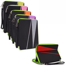"""B Water Resistant Nylon Pouch Sleeve Case Cover Stand for 7.9"""" Tablets E-Readers"""