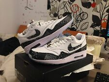 Nike Air Max 1 BHM QS Black White 739386 100