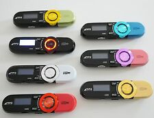 "32GB Clip Sports Mp3 Player 1.2"" Screen Music FM Radio, Recorder USB Flash Drive"