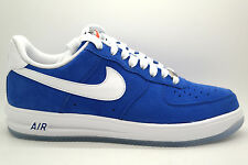 [654256-400] NIKE LUNAR FORCE 1 14 MENS SNEAKERS NIKEGAME ROYAL WHITE